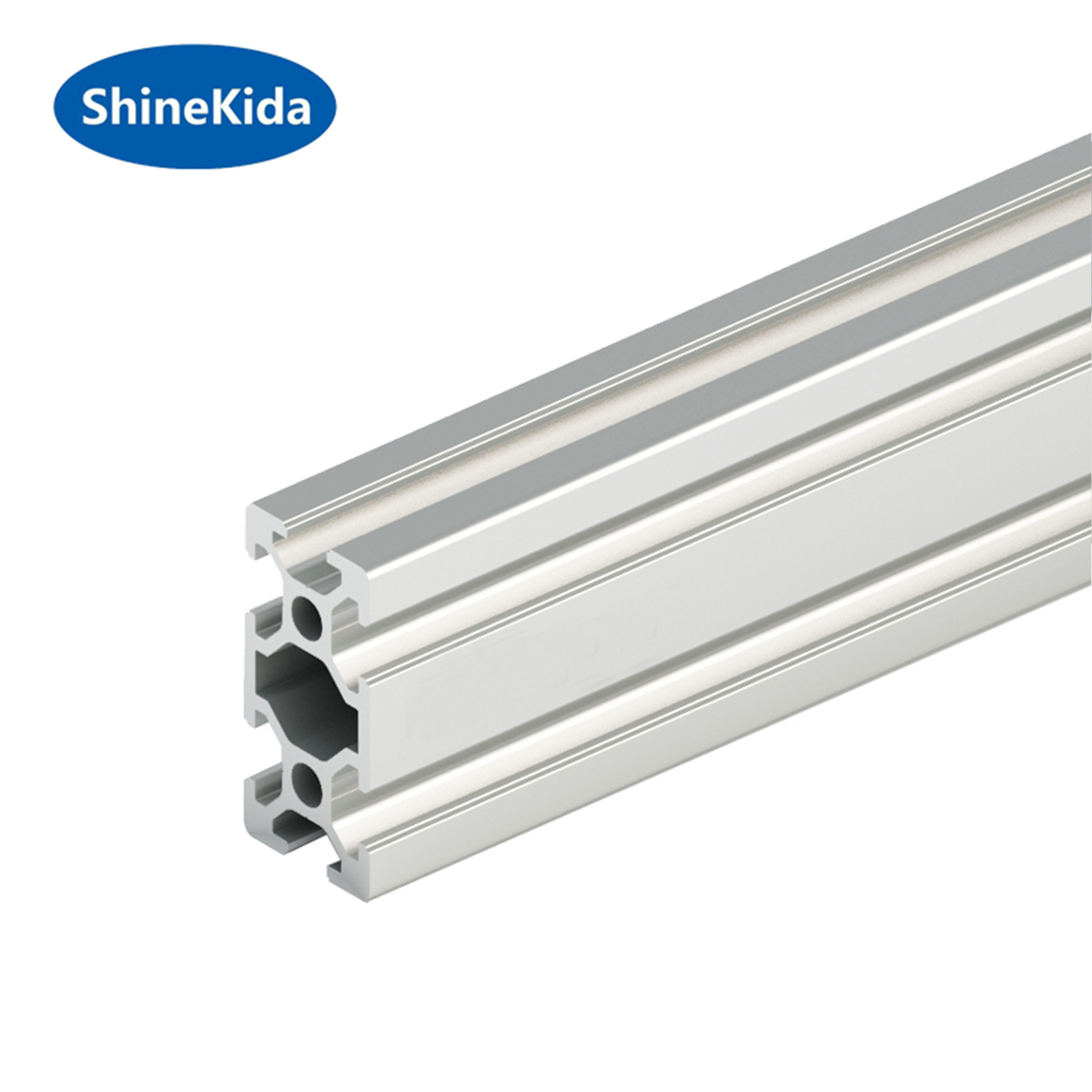 Aluminum profile 6 slot 2040 sales with competitive price hot 2020 extrusions t for delta reprap 3d
