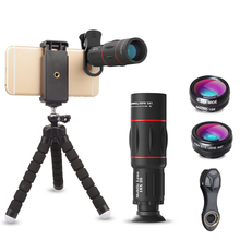 Amazon Top Seller 2019 APEXEL <span class=keywords><strong>Lensa</strong></span> <span class=keywords><strong>Kamera</strong></span> Mobile Universal 18x Optical Zoom Teleskop <span class=keywords><strong>Lensa</strong></span> untuk Ponsel