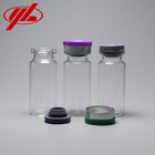 Glass Vial 10ml Glass Vial Customized 10ml Clear USP Type I Neutral Pharmaceutical Crimp Top Tubular Glass Vial With Caps