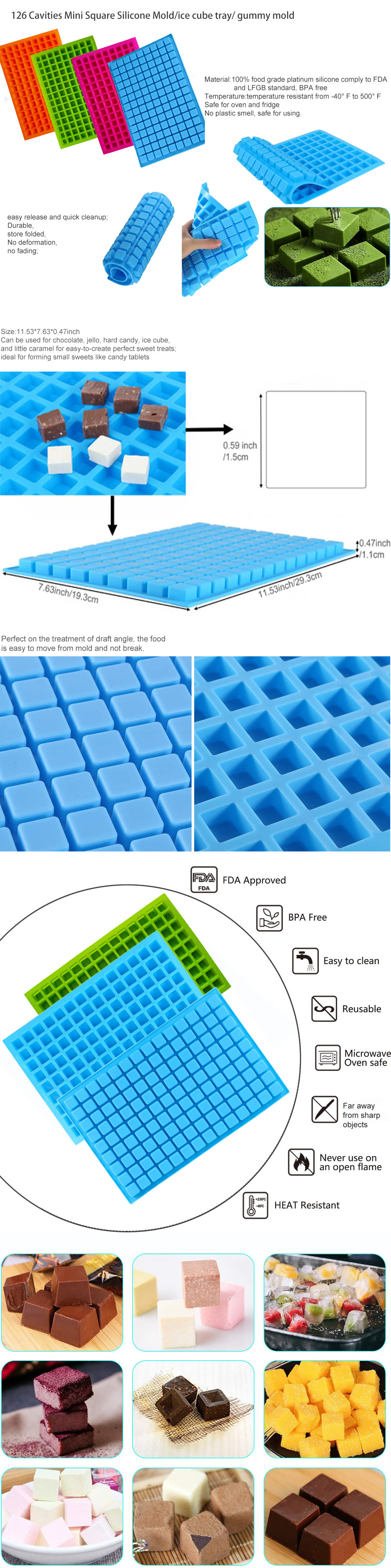 Novelty Food Grade Silicone 160 Grids Small Ice Maker Silicone Ice Cube Trays Buy Silicone Ice Cube New Design Custom Ice Cube Tray Silicone Ice Tray Product On Alibaba Com