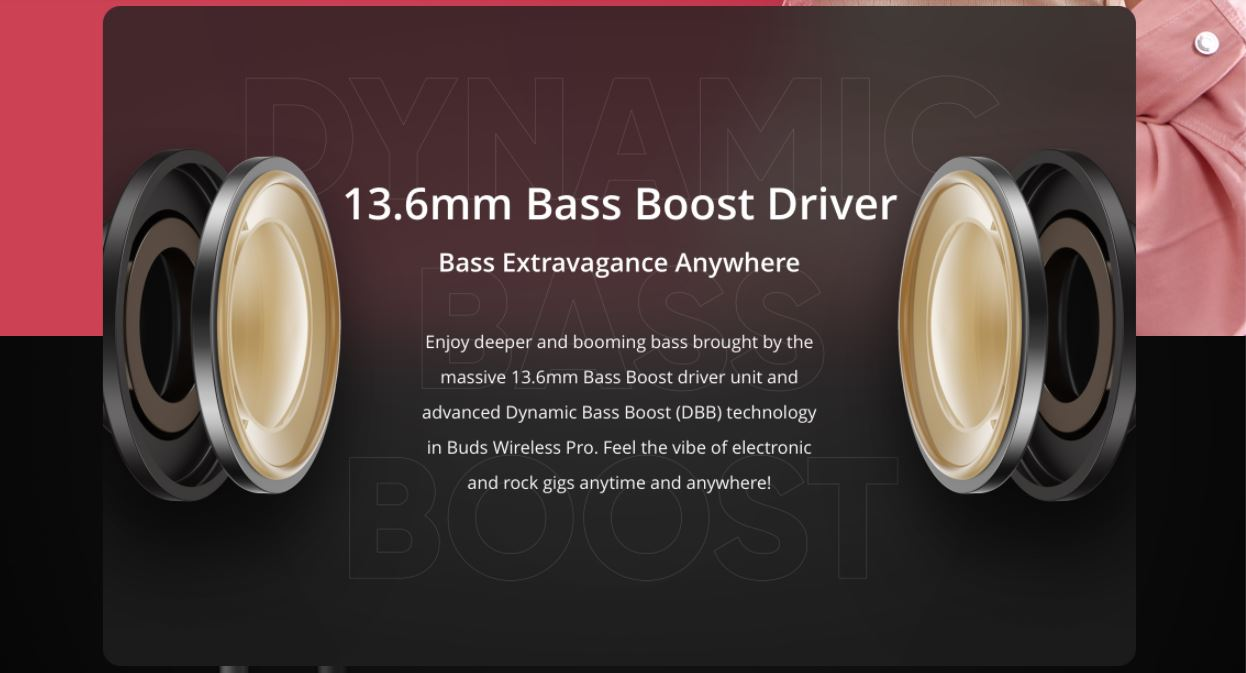 Realme Buds Wireless Pro Lightweight Neckband BT5.0