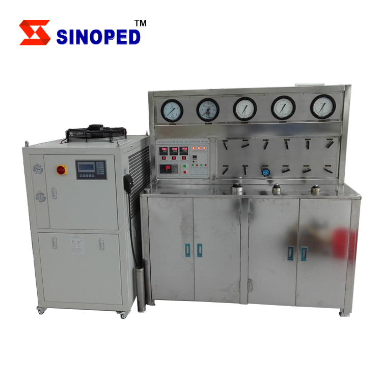 Good Sale Supercritical CO2 Oil Extraction Machine for Medical CBD