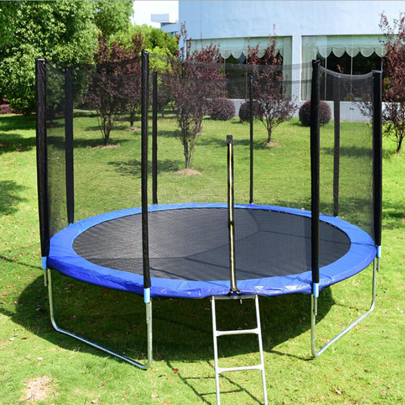 Household children indoor commercial jumping bed outdoor adult trampoline for sale