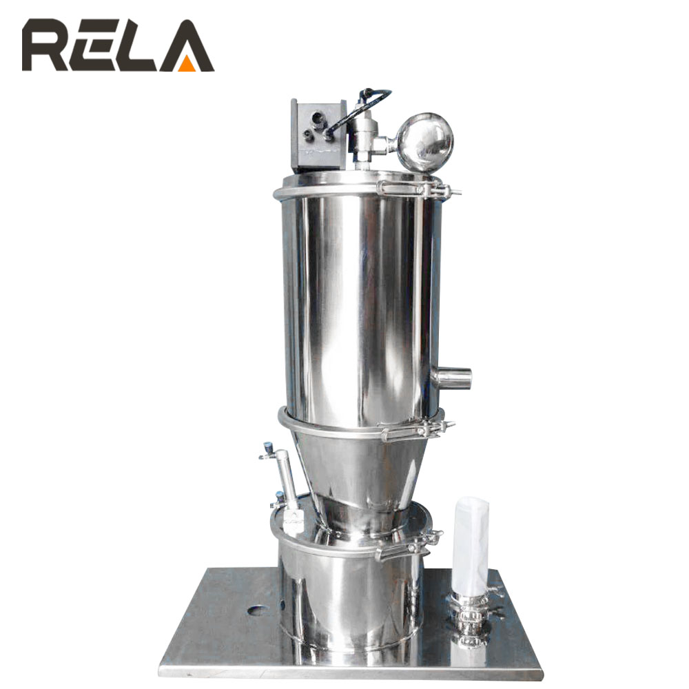 Customized industrial vacuum micro powder suction feeder / detergent powder conveyor