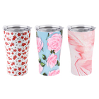 Wholesale Tea Cup Stainless Steel Coffee Mugs Blank Sublimation Tumbler Travel Stainless Steel Cup