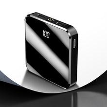 ROCK mi ni power Bank 20000 мАч для iPhone Xiao mi power bank Внешний аккумулятор портативное зарядное устройство mi портативное зарядное устройство повербанк(Китай)