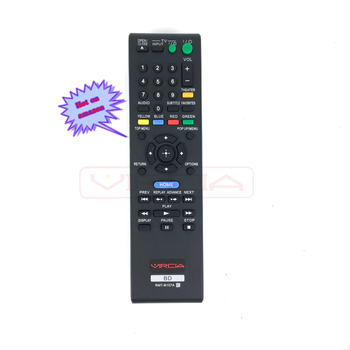 VIRCIA high quality New RMT-B107A tv Remote Control fit for Sony 3D BD Blu ray DVD Player