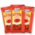 Small Sachets Ketchup for Fast Food Restaurant 10g Package Easy Take Tomato Sauce