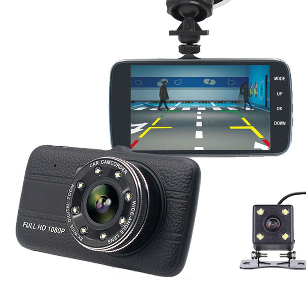 Регистратор full hd 2 камеры с видеорегистраторов видео в хорошем качестве
