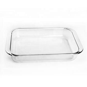 Square Shape Pyrex Gl Baking Tray