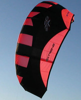 quad lines stunt power kite from professional kite factory