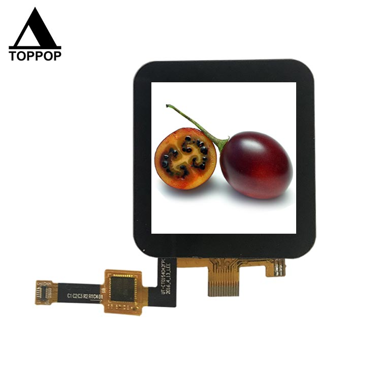 1.54 inch 240*240 Square IPS TFT LCD Module Screen Display with Capacitive Touch Panel Customized CTP ST7789V SPI 15 Pin FT6236U