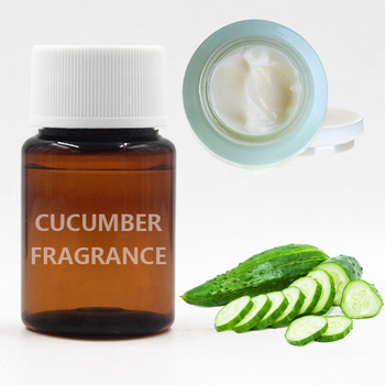 Fresh and Natural Cucumber Fragrance Essential Oil For Make Skin Cream Daily Products