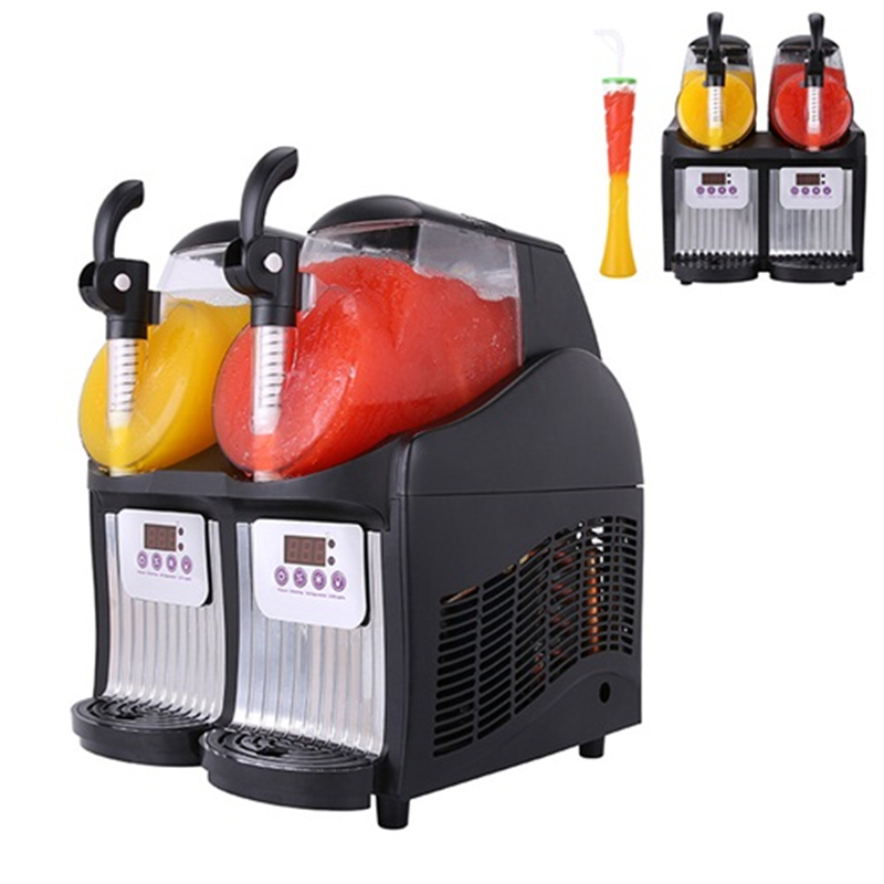 Restaurant Commercial Ice Mobile Mini Slush Machine For Sale