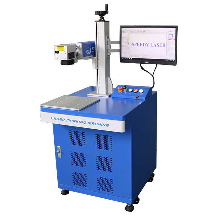 Nanjing Speedy Laser 30W 50W Jewelry Gold Silver Fiber Laser Engraving Marking Cutting Machine for Rings Jewelry cutting
