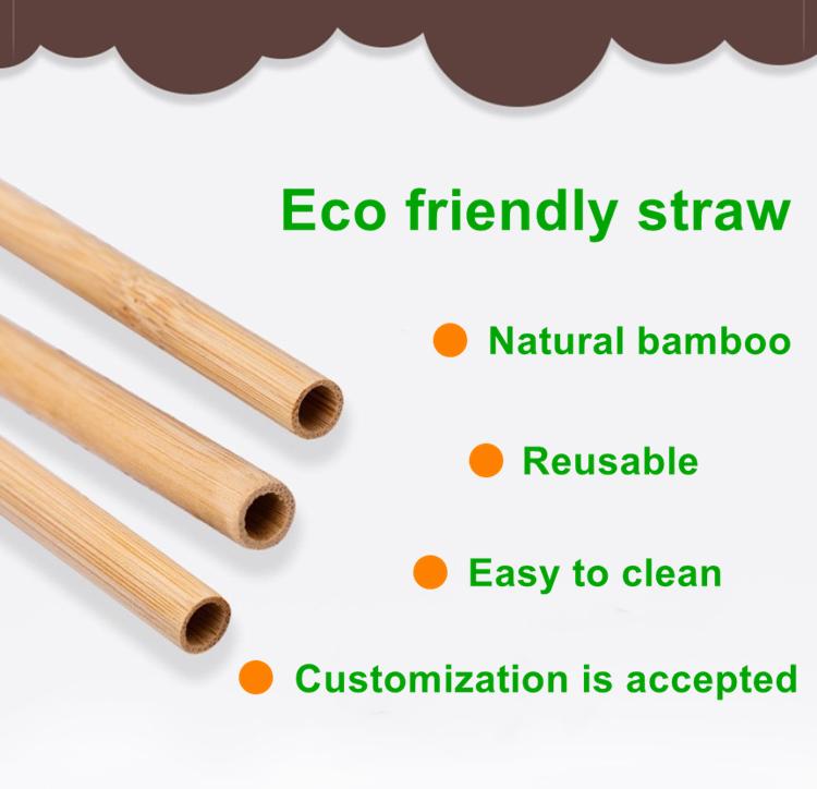 Sekali Pakai Bambu Sedotan Bali
