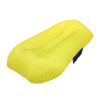 210D Polyester Colorful Waterproof Inflatable Air Sofa Bed