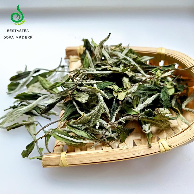 Fresh Natural Herbal Loose Leaf Types Baimudan Pai Mu Tan White Peony White Tea Bulk Wholesale White Tea - 4uTea | 4uTea.com