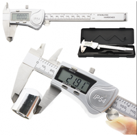 IP54 Digital Caliper Stainless Steel Electronic Vernier Calipers