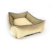 High Quality dog bed Luxury plush pet wholesale dog bed