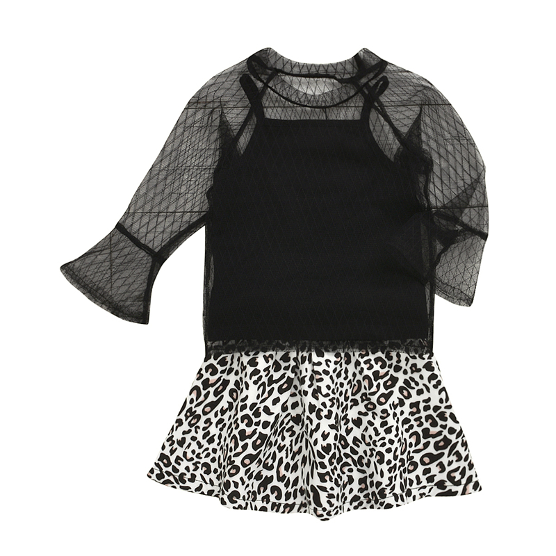 Wholesale new model <strong>girl</strong> black dress clothes sets 3pcs <strong>fashion</strong> <strong>girls</strong>' outfits baby clothing dresses dress <strong>kids</strong> <strong>girl</strong>