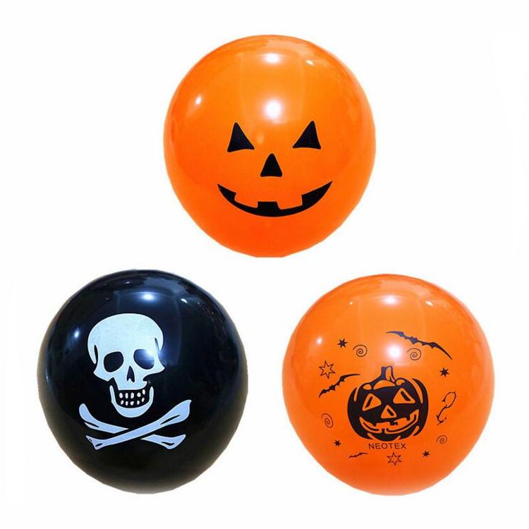 Halloween ballon urlaub dekoration geschenke