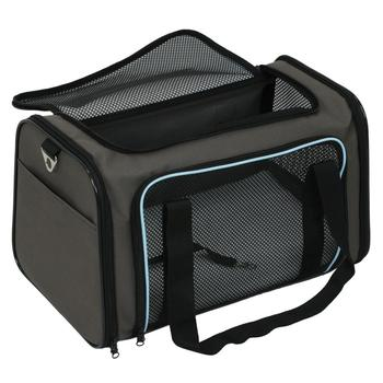 PET Airline Approved Pet Carriers Collapsible Pet Travel Carrier for Medium Puppy