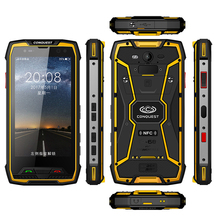 Eroberung S11 5,0 zoll 6GB 128GB Walkie Talkie 4G Android 7.0 Fingerprint Id 7000mAh Batterie IP68 Wasserdicht robuste <span class=keywords><strong>Smartphone</strong></span>