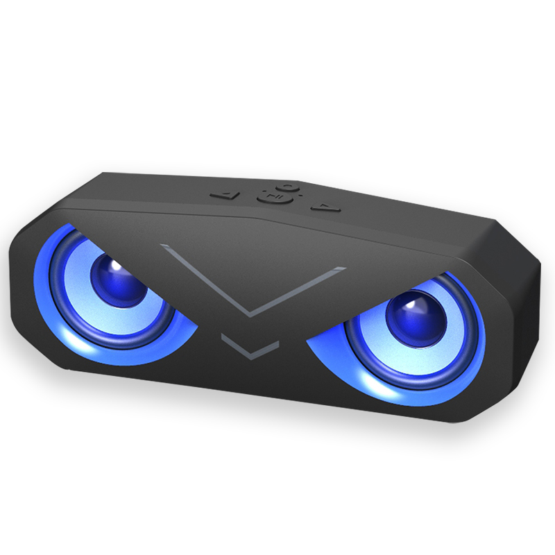 Best Seller Custom Portable <strong>Bluetooth</strong> <strong>Speaker</strong> <strong>Wireless</strong> with 10W, Mini Portable <strong>Wireless</strong> <strong>Speaker</strong> <strong>Bluetooth</strong> Rhythm Light Flashing