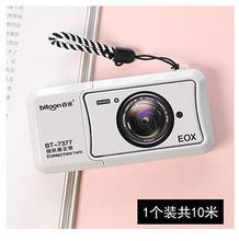 Kawaii камера 10 м Млечный стикер записная книжка коррекция лента Корейский студент ошибка лента Канцтовары для офиса и школы(Китай)
