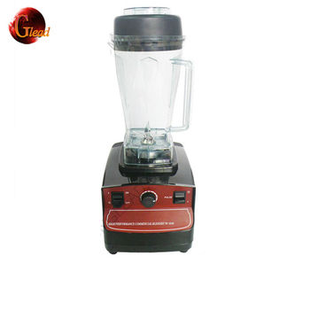 Commercial Equipment Red Electric Juice Drink Machine Blender