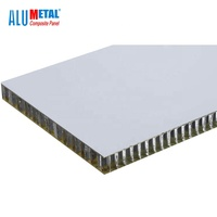 Decoration Aluminum honeycomb core for fireproof panel