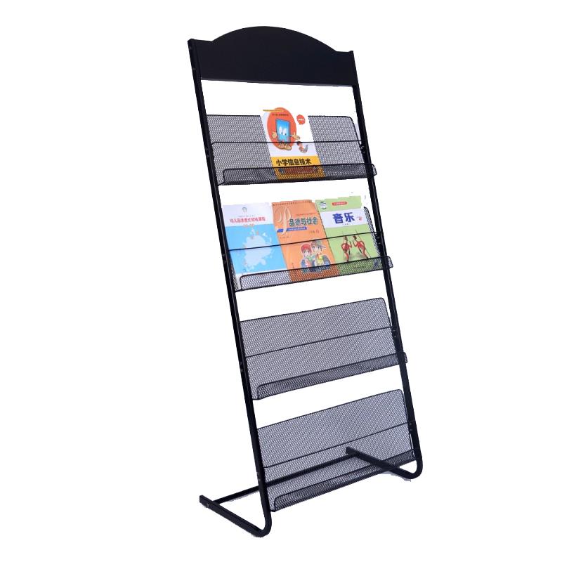 Металлический стеллаж для журналов стойка для брошюр держатель для брошюр