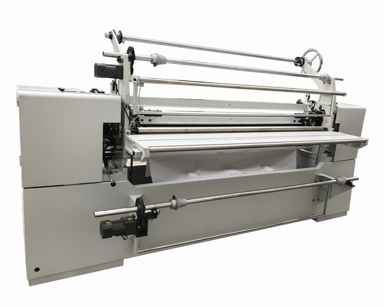 Computer controlled Fabric pleating machine SD-216