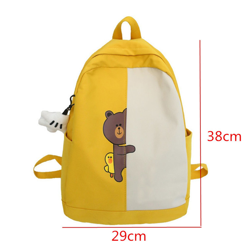 mochilas Cartoon Cute School Bag for Teenage Girls kids kawaii school backpack girl fashion backpack lightweight waterproof Book Backpack