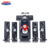 6.5 Inch Woofer 5.1ch Home Theater Hi Fi Subwoofer Speaker System USB/SD/FM Speaker Super Bass Home Theater sistem Speaker