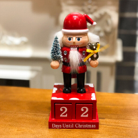 2019 Nutcracker Design Home Decoration Accessories Christmas Advent Calendar