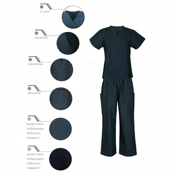 Scrub-1037 Hospital Scrubs Brand Uniforms
