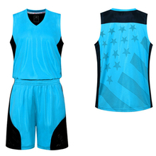 Großhandel neueste custom college günstige basketball kleidung set sublimation druck basketball jersey uniform design