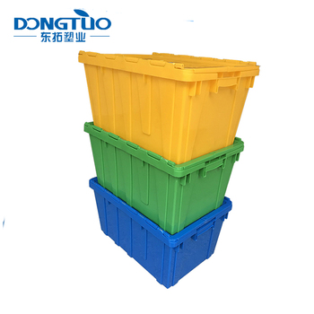 Plastic container from China manufacturer, plastic storage container with lid