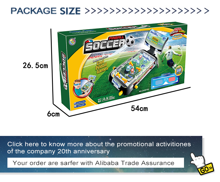 Tabletop children powerful indoor game play set sport toy football games