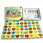 Board game manufacturer high-quality customized family board games, board game figures