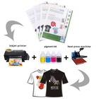 Textiles Best Quality T-shirt Transfer Paper Self Cutting Custom Heat Transfer Paper