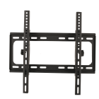 "32"" - 55"" flat panel tv wall mount bracket Sliding Tilt monitor holder LCD LED cabinet living room adjustable modern steel metal"