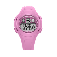 SANDA 331 Watches Cute Kids Watches Sports Cartoon Watch for Girls boys Rubber Children's Digital LED Wristwatches Reloj