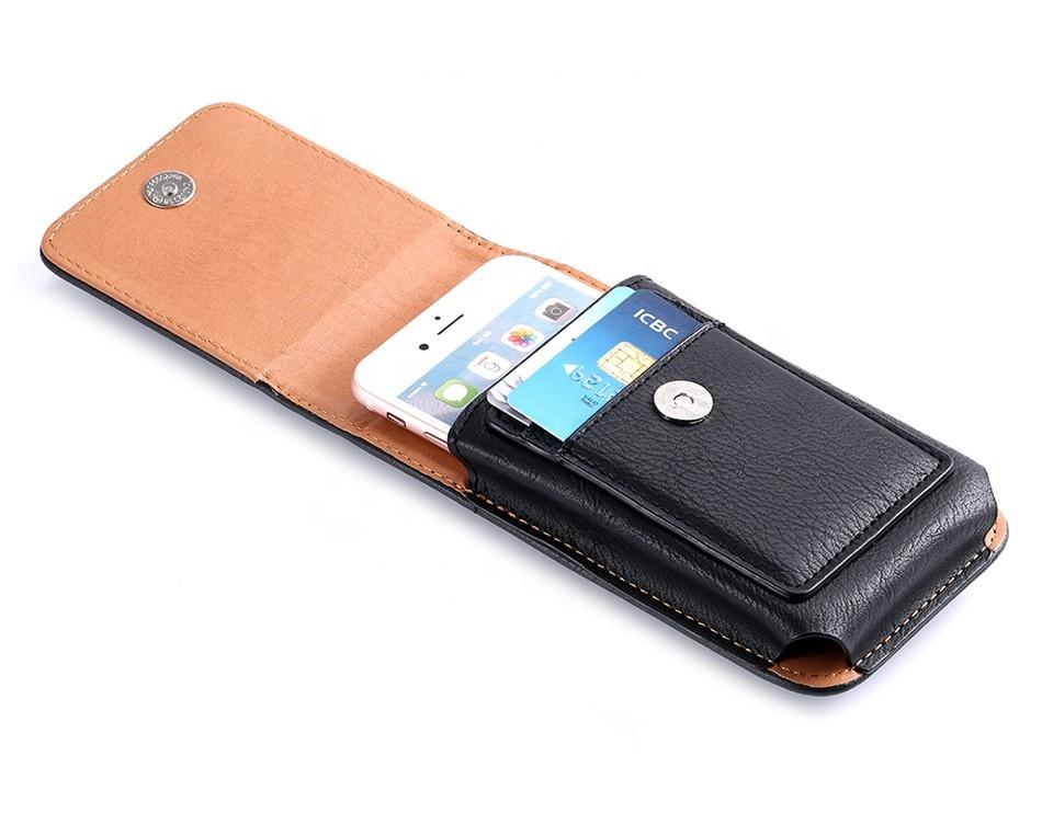 حقيبة هاتف محمول جلدية فاخرة بسعر الجملة