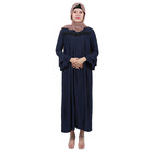 New High Quality Fashion Design Women Abaya Muslim Dresses Manufacturer Dubai Dress