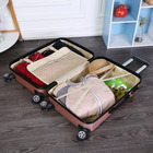China Luggage China Factory Custom 24 Quot ABS Airport Cabin Hard Case Luggage Trolley Bag