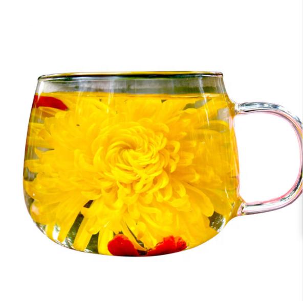 Hongda Flower Tea Golden Chrysanthemum Flower Powder Chrysanthemum - 4uTea | 4uTea.com