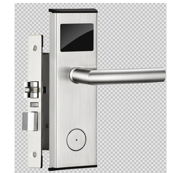 T57 Card RFID Key Card Smart Hotel Room Rf Cards Door Lock With Management System Software cerradura del hotel fechadura do